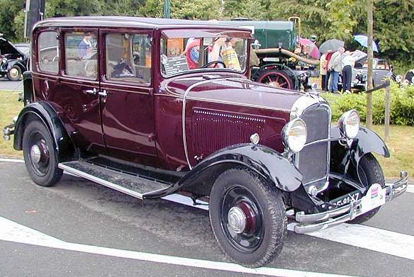 1932_Citroen_C4G_sedan