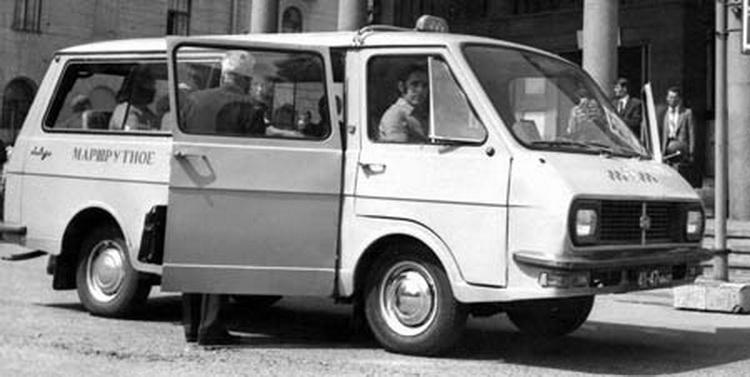 RAF-2203-Latvija-taxi