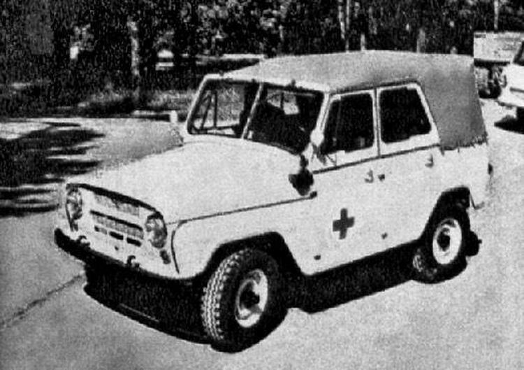 UAZ-469BG
