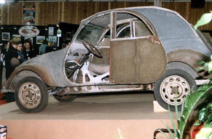 1939 CITROEN 2CV PROTO