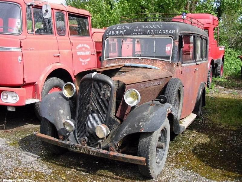 1939_Citroen_U23_Bus_type_GI