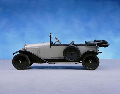 Type A Torpedo 1919